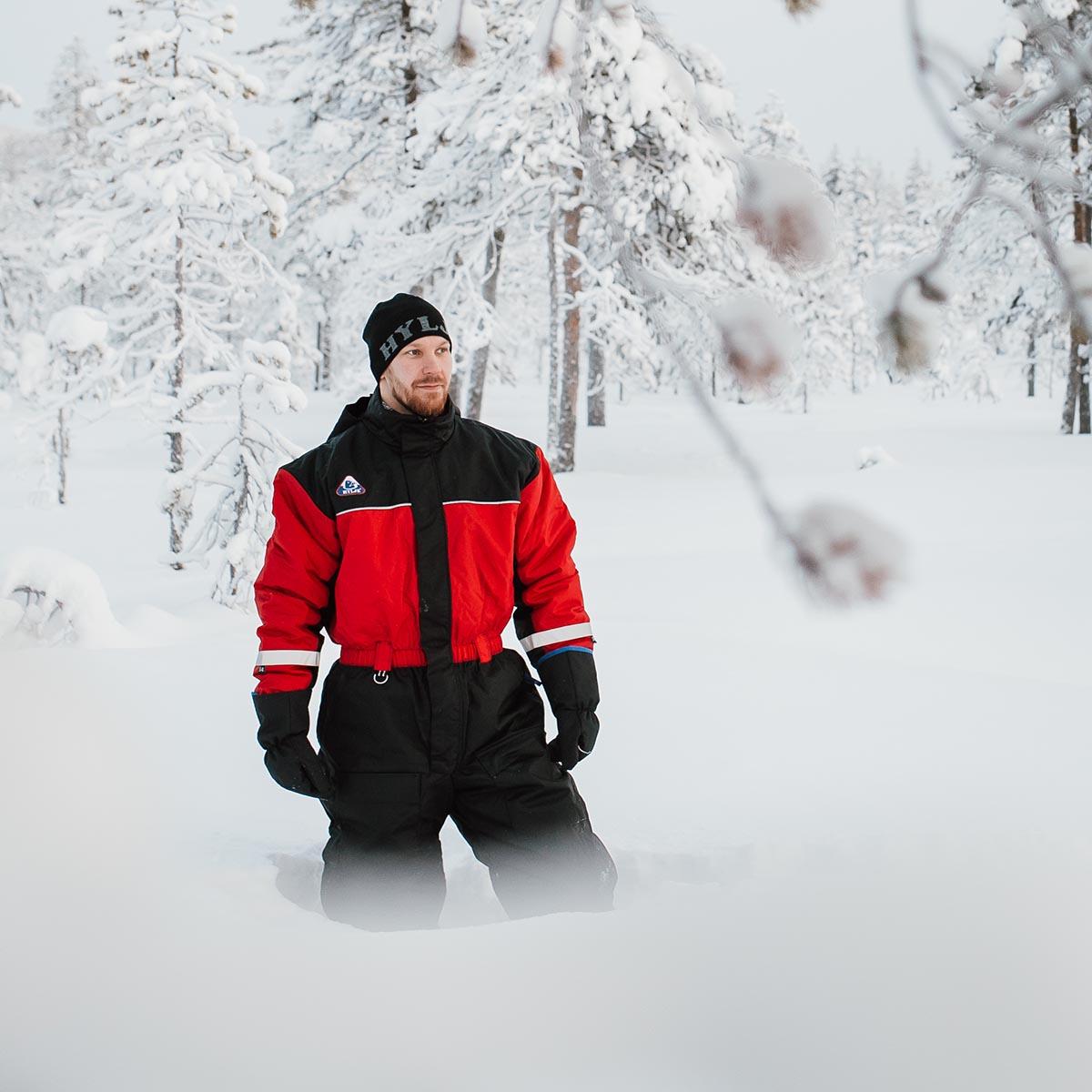 Hylje Polar C Haalari Punainen 5 1200x1200