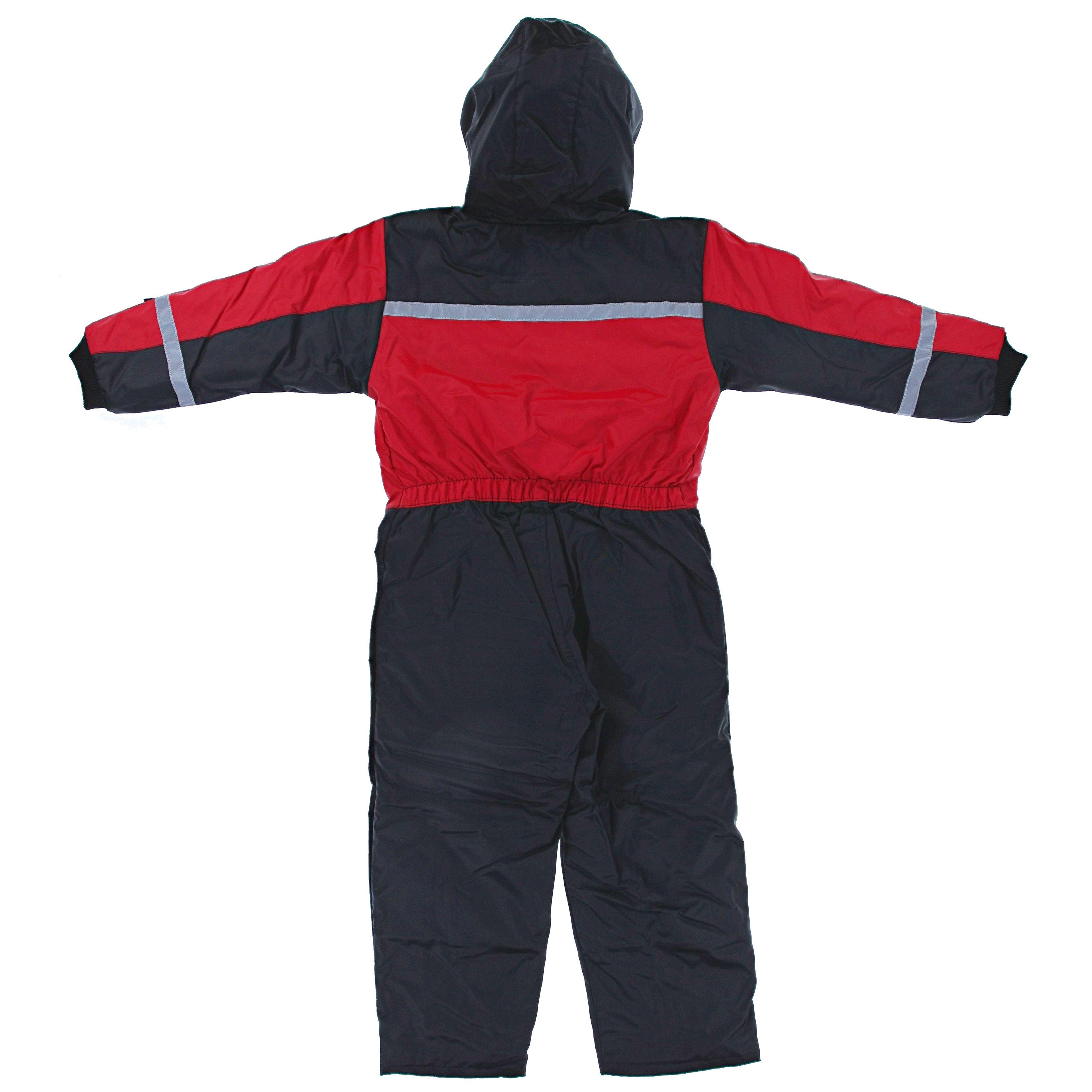 Hylje Polar C Junior Haalari Punainen 2 1200x1200