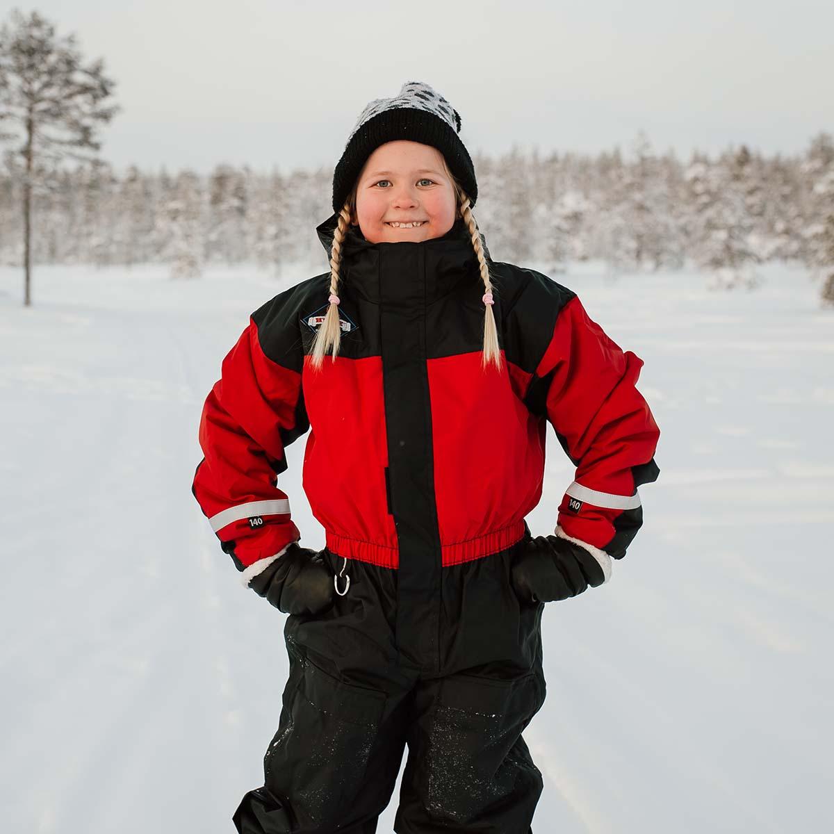 Hylje Polar C Junior Haalari Punainen 4 1200x1200