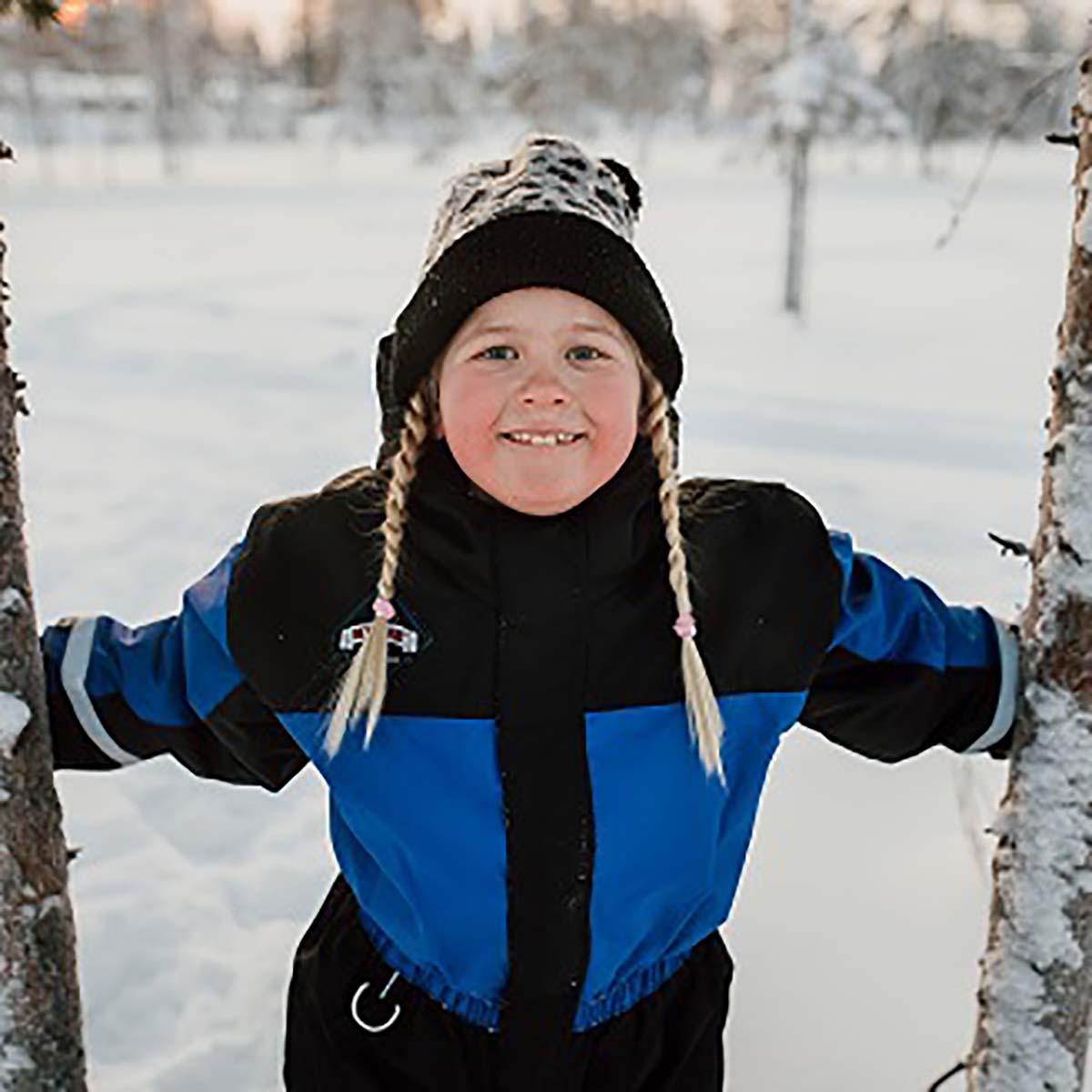 Hylje Polar C Junior Haalari Sininen 4 1200x1200